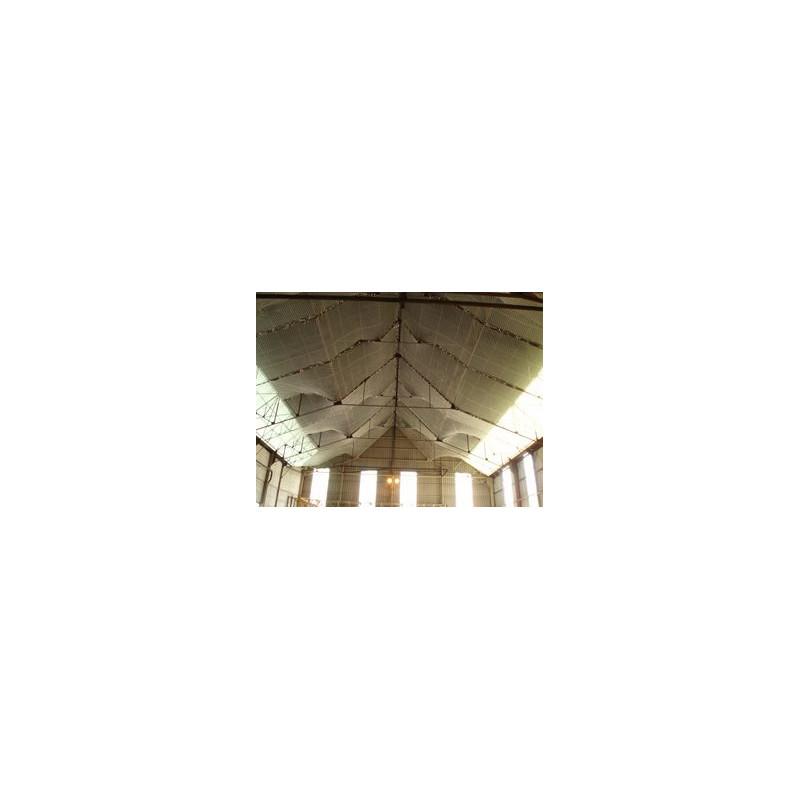 Filet de protection anti-chute vendu au mètre carré