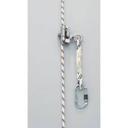 Coulisseau MF52 de MILLER,  stickrun sur corde gainée
