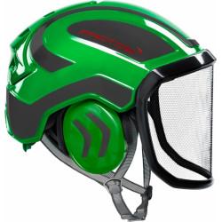 Coquille anti bruit pour casque Protos Integral vert/noir
