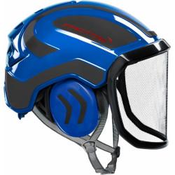 Coquille anti bruit pour casque Protos Integral bleu/noir