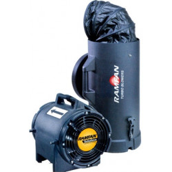 Ventilateur soufflant aspirant UB20 Ramfan