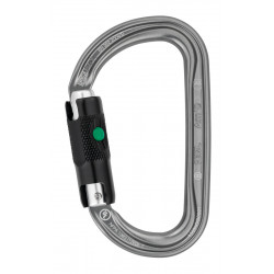 Mousqueton Am'D Ball Lock Petzl