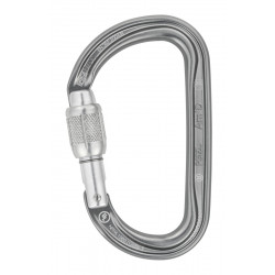 Mousqueton Am'D Screw Lock Petzl