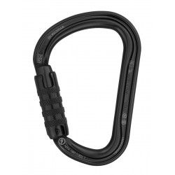 Mousuqeton William Triact Lock Noir Petzl
