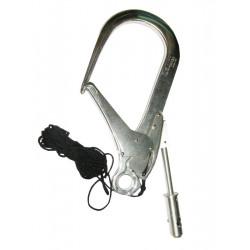 Connecteur pour perche télescopique d'ancrage à distance First Man Up Protecta