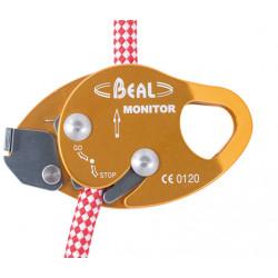 Antichute mobile sur corde Monitor Beal