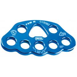 Multiplicateur d'amarrage Petzl Paw M bleu