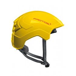 Casque Protos Integral Climber - Travaux en hauteur jaune