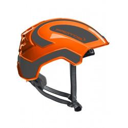 Casque Protos Integral Climber - Travaux en hauteur orange/gris