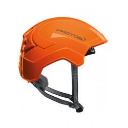 Casque Protos Integral Climber - Travaux en hauteur orange