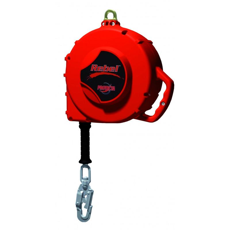 Antichute à rappel automatique câble 20 M Rebel Protecta
