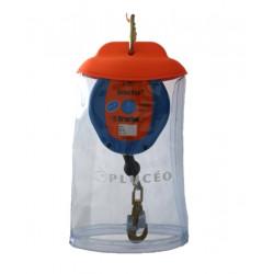 Protège anti-chute à rappel automatique PLUCEO