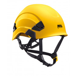 Casque de protection jaune Petzl Vertex version 2019