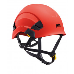 Casque de protection rouge Petzl Vertex version 2019