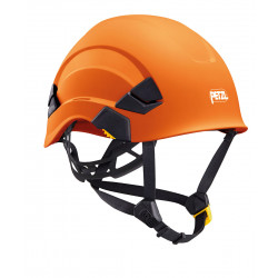 Casque de protection orange Petzl Vertex version 2019