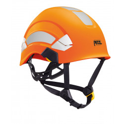 Casque de protection orange fluo Vertex High Visibility