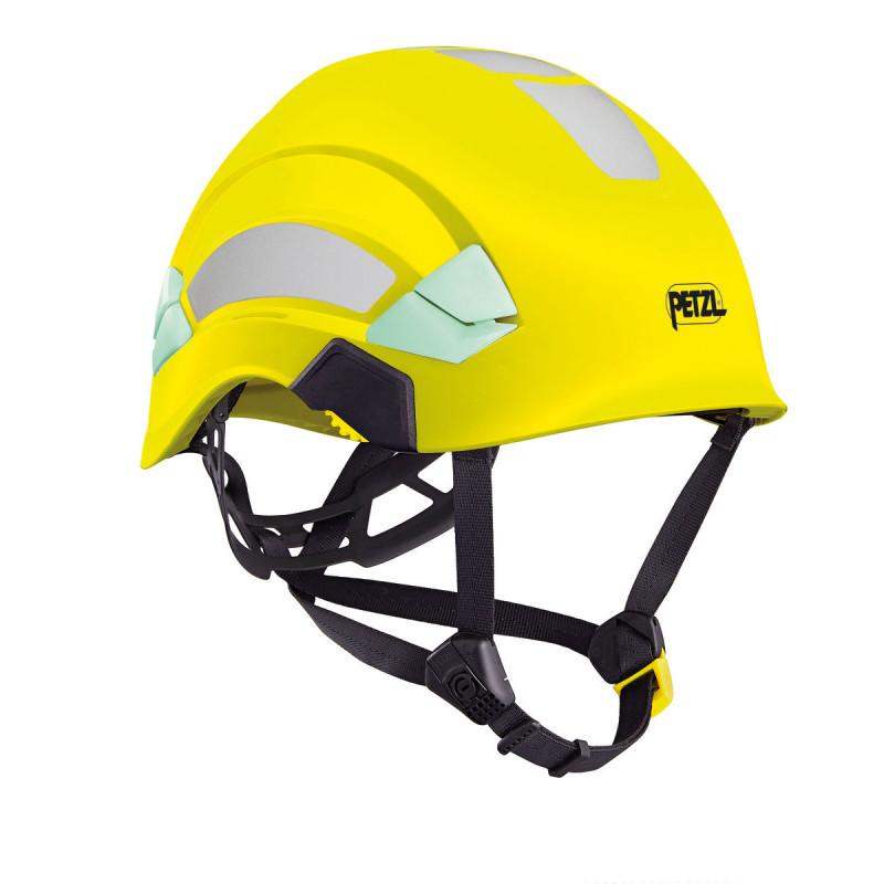 Casque de protection jaune fluo Vertex High Visibility - Version 2019