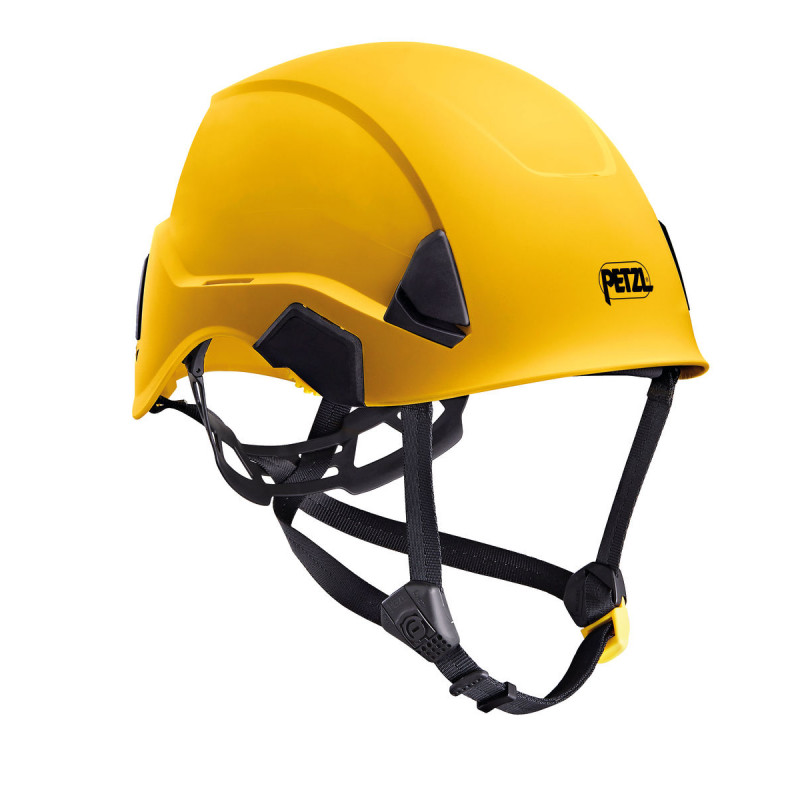 Casque de chantier Strato jaune