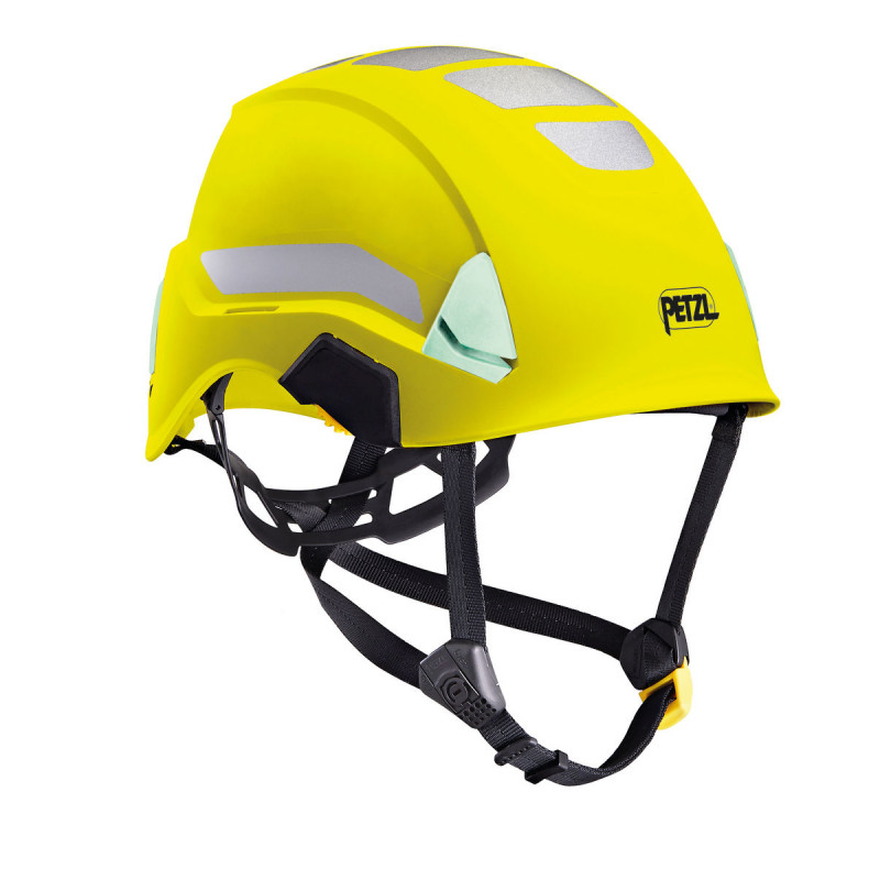 Casque de chantier Strato High Visibility - Version 2019 Jaune