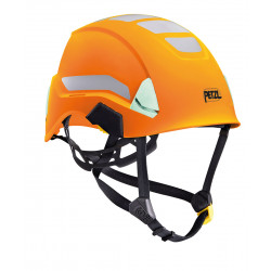 Casque de chantier Strato High Visibility - Version 2019 Orange