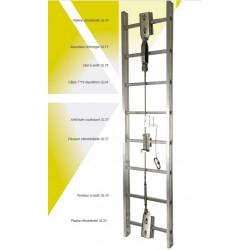 Ligne de vie verticale 10 ML