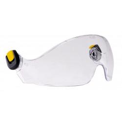 VIZIR Visière de protection avec système EASYCLIP pour casques VERTEX et STRATO