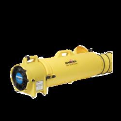 Ventilateur Extracteur avec gaine de 7.6 m
