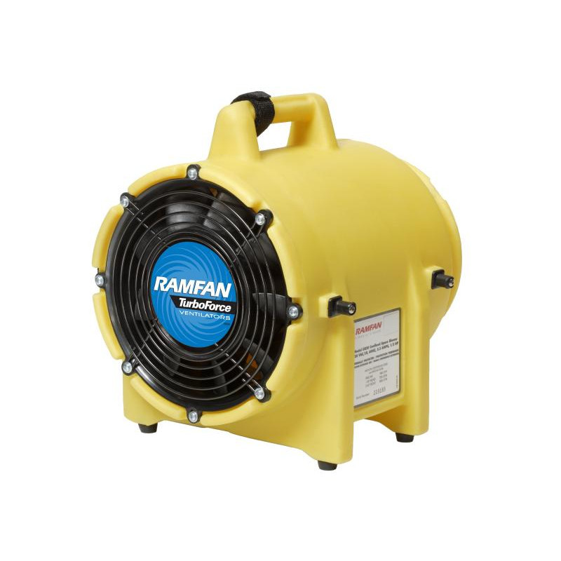 Ventilateur 1/4HP Blower-Exhauster 20 cm