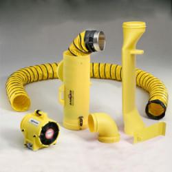 Ventilateur extracteur UB20 avec système M.E.D.