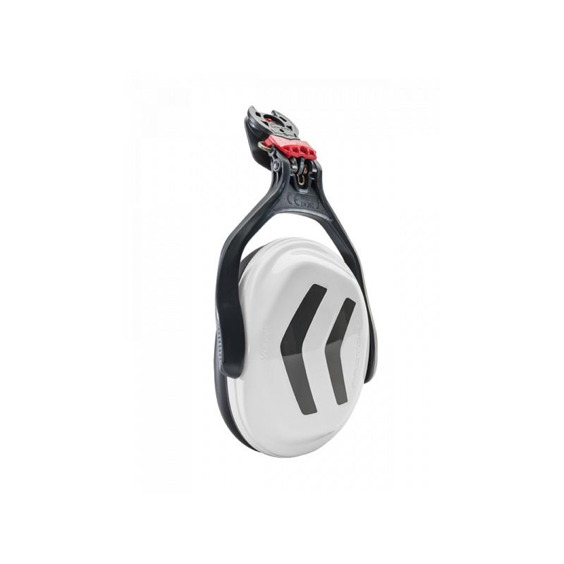 Coquille anti bruit pour casque Protos Integral blanc/noir