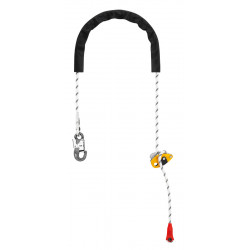 Longe GRILLON HOOK réglable de 2m à 5m