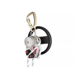 Kit Safescape Elite avec volant avec 1 cravate 1,2m, 1 sac rouge logo RESCUE