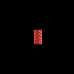Corde pour travaux en hauteur semi-statique Industrie 10.5 mm rouge