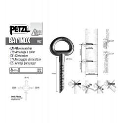 Amarrage Bat'inox - PETZL