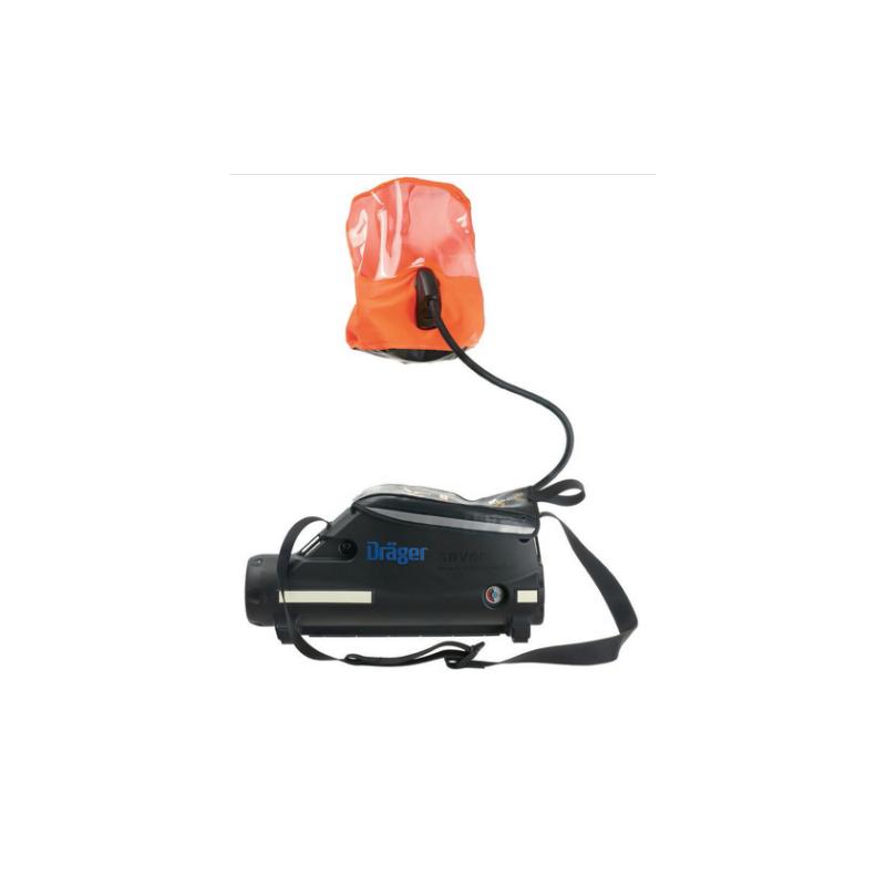 DRAEGER - Masque auto-sauveteur CF10