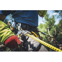 CAMP - Mousqueton acier betlock 30 Kn - OVAL Lock