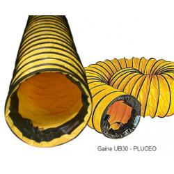 GAINE - Ventilateur UB30 - ECKO-flex Reinforced duct, 10m