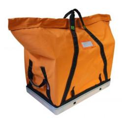 SAC DE LEVAGE - EMG 4487 BIG SQUARE LIFTING BAG 270L - 400 KG