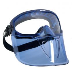 BOLLE - PARE VISAGE - Visor PC Bleu