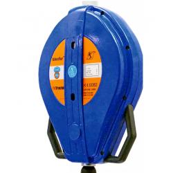 TRACTEL - Blocfort 30 ESD SR 150 kg - Antichute à rappel automatique - Câble synthétique