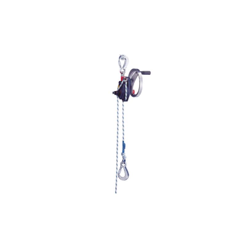NEOFEU - Descenseur auto - classe A + treuil de sauvetage