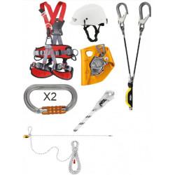 Equipement de sécurité - Kit couvreur zingueur