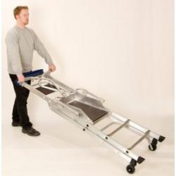 Plateforme individuelle roulante Tandempro F4 Duarib