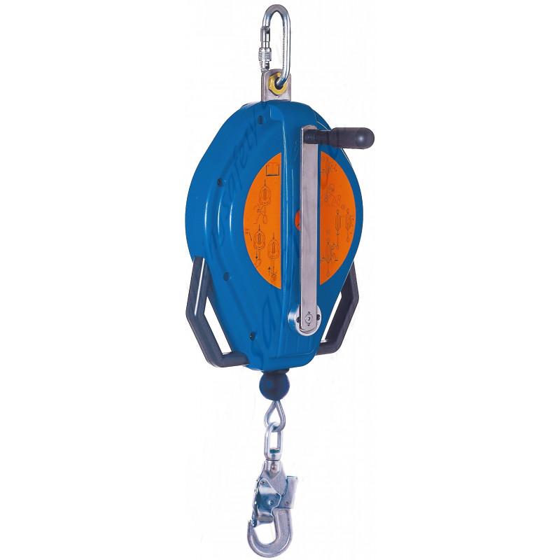 Enrouleur à câble Blocfor 20R Galvanisé Tractel