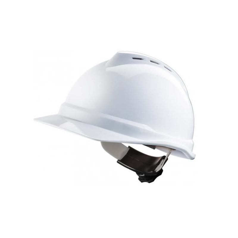 Casque de chantier V Gard MSA 500