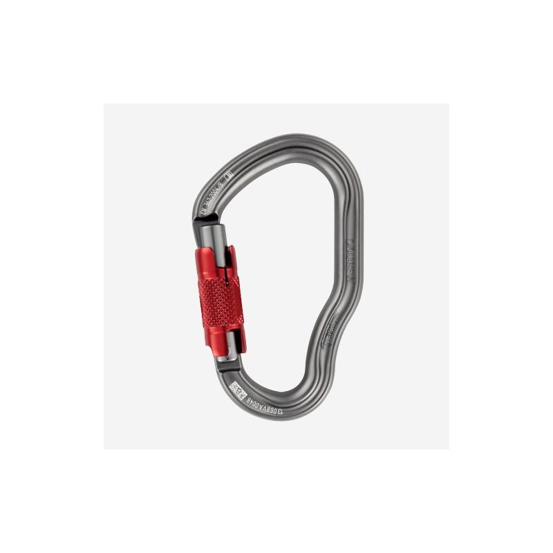 Mousqueton Vertigo Twist Lock Petzl