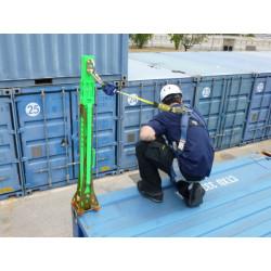 Poteau d'ancrage pour container Capital Safety