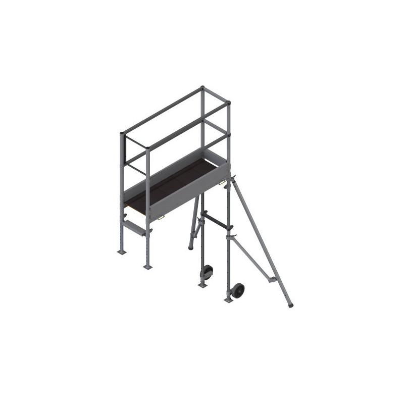 Echaufaudage Ultralu spécial escalier PFE