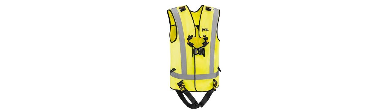 HARNAIS VESTE - Equipement de sécurité haute visibilité