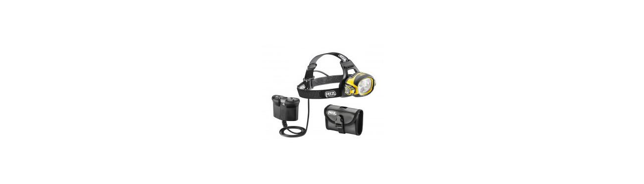 LAMPE FRONTALE PETZL -  Achetez en ligne votre lampe led ou ampoule